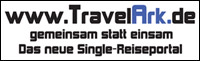 Travel Ark - das neue Single-Reiseportal